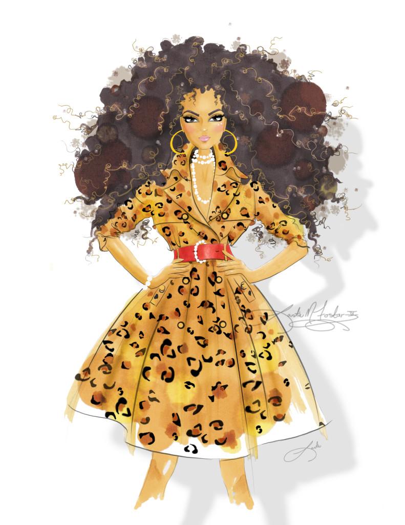 It is a picture of Gargantuan Hispanic Girl Drawing